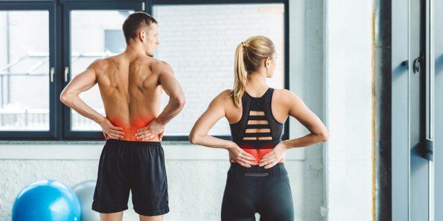 Tratamiento multidisciplinar para el dolor de espalda