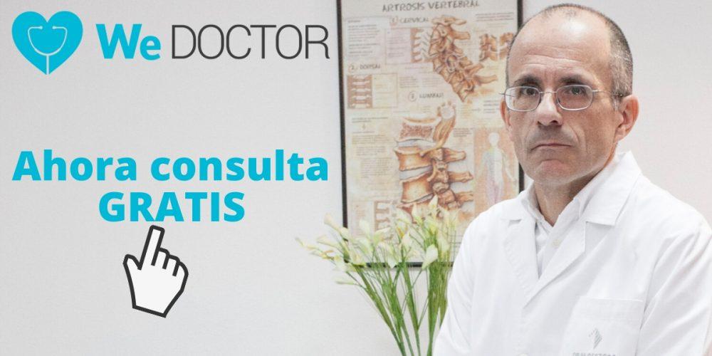 La Escuela Española de la Espalda abre consulta virtual en We DOCTOR