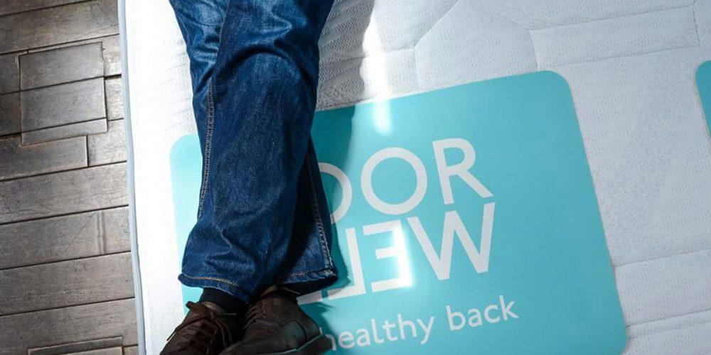 La EEDE avala la calidad para el descanso del nuevo colchón Dorwell