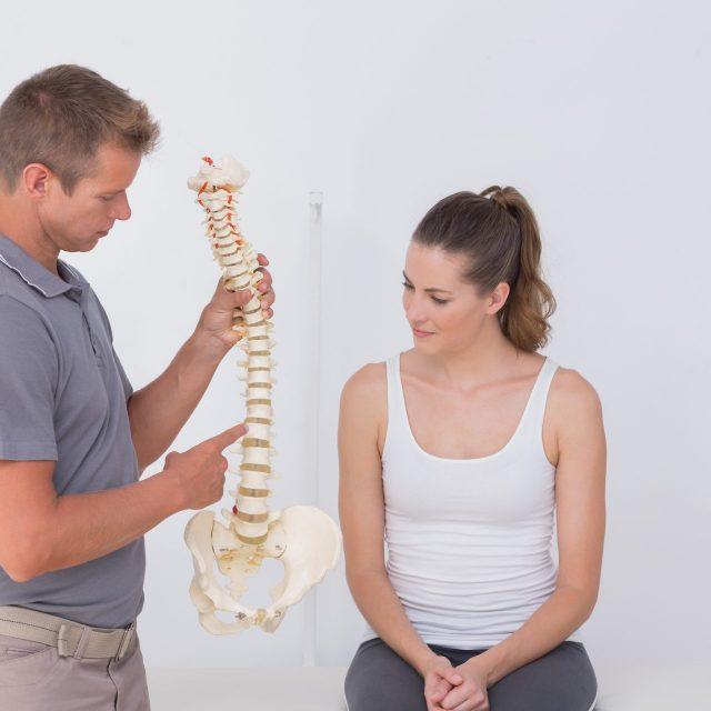 Causas del dolor de espalda     PodCast – 1