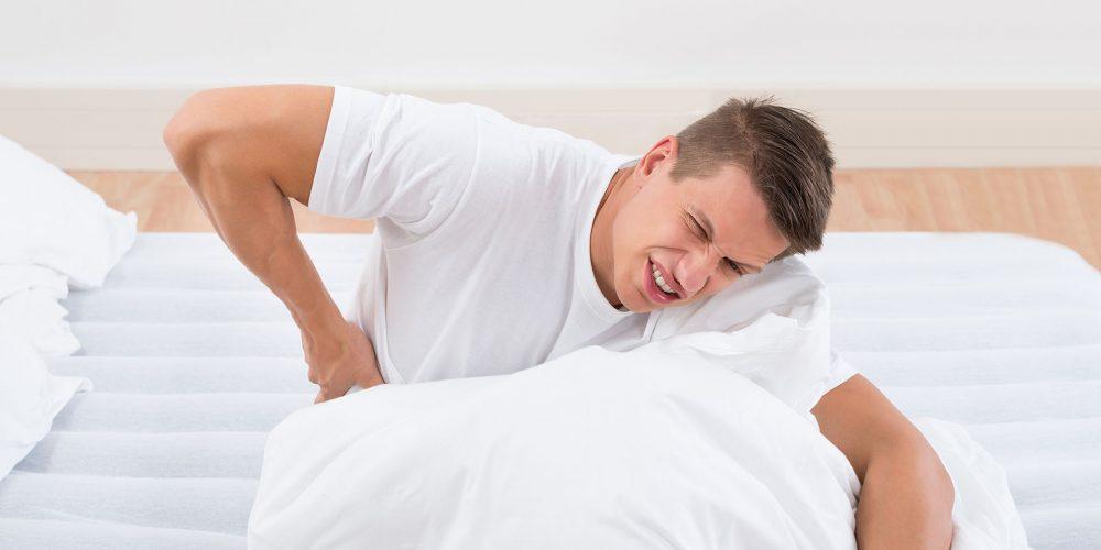 Cómo mejorar el dolor lumbar matutino
